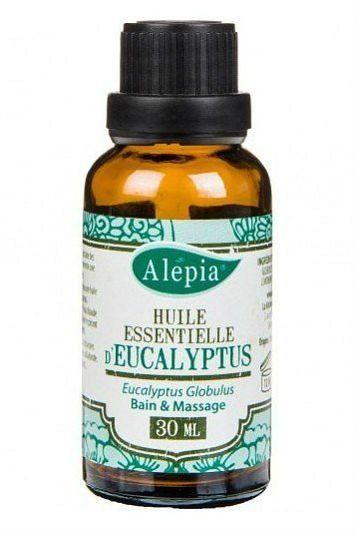 Olejek Eteryczny Eukaliptus, Alepia