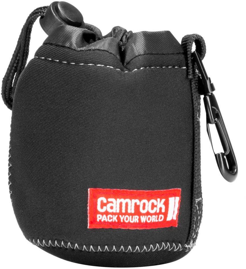Pokrowiec na obiektyw Camrock City Grey L100