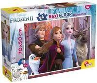 Puzzle Maxi 24 podłogowe Kraina Lodu 2 - Lisciani