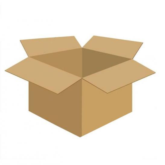 Karton klapowy tekt 5 - 400 x 400 x 500 600 g/m2 fala BC 9 ( 10 szt. w paczce )