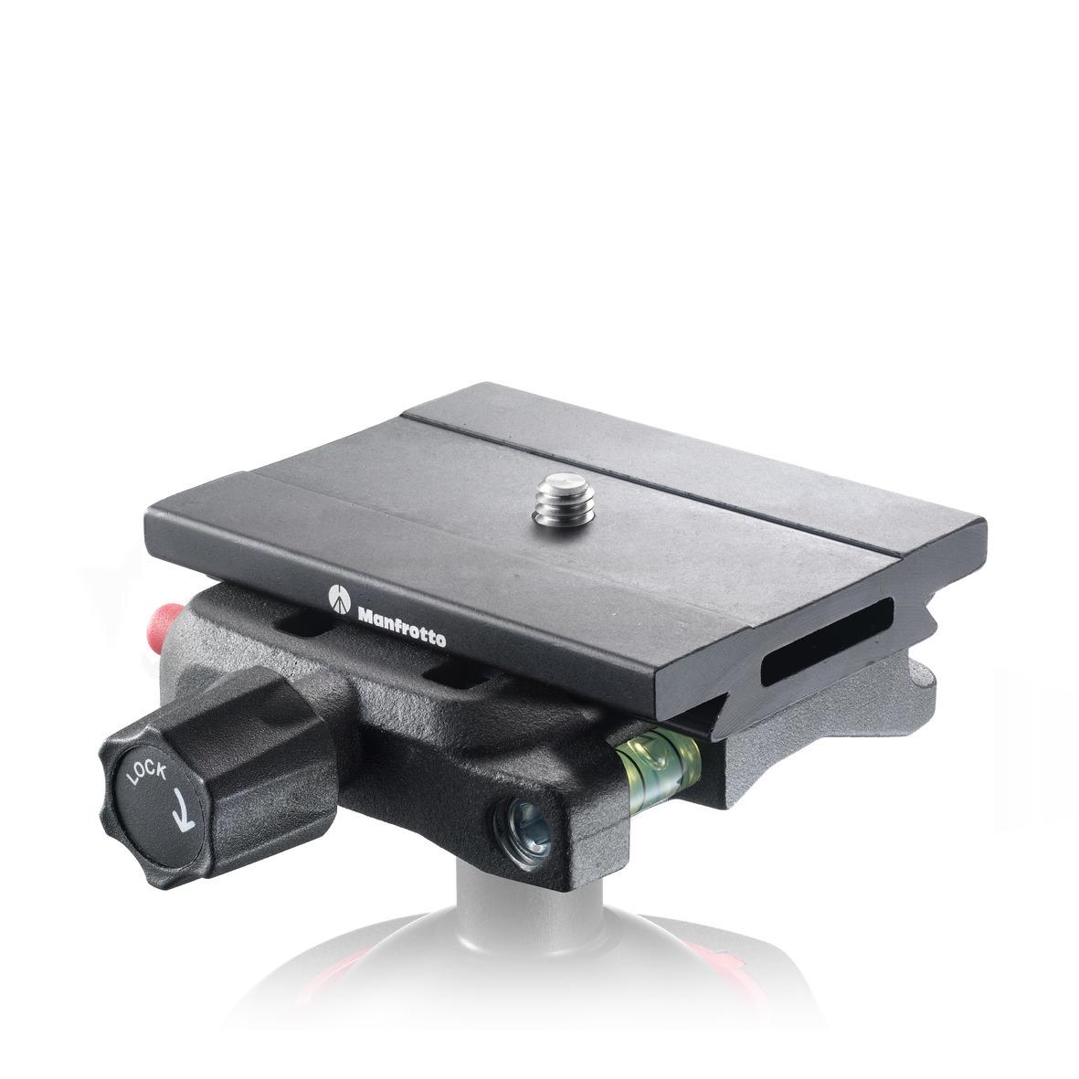 Manfrotto MSQ6 - adapter TOP LOCK z płytką MSQ6PL Manfrotto MSQ6 - adapter TOP LOCK z płytką MSQ6PL