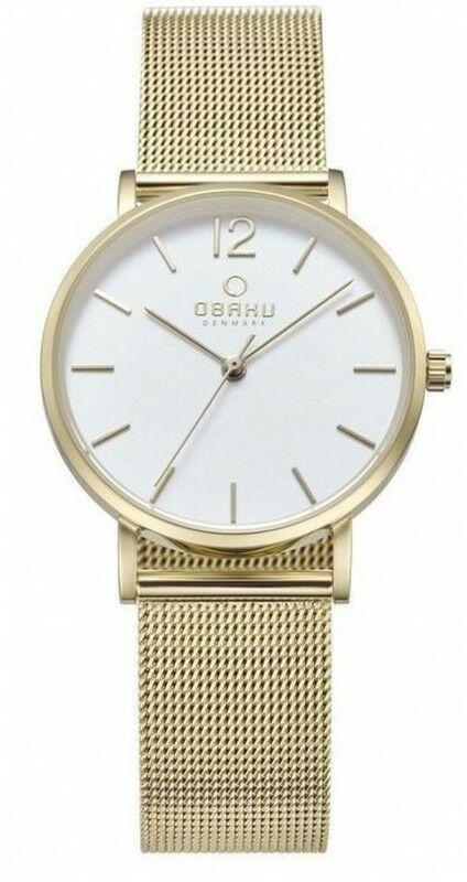Zegarek OBAKU V197LXGWMG1