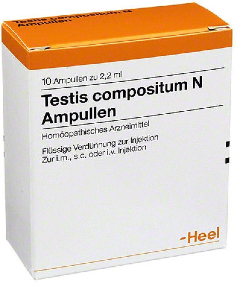 Testis Compositum N Amp.