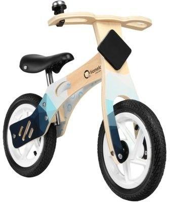 Lionelo Willy Eva rowerek biegowy czarny