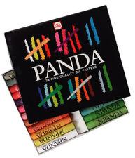 Talens Panda Pastele Olejne 24kol
