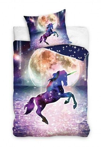 Pościel Bawełniana Unicorn Jednorożec NL201094