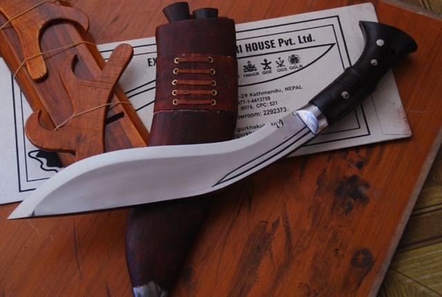 Historyczny nóż Gurkhów khukri I W.Ś. NKH-GAEI-04