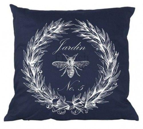 Poduszka w stylu francuskim Jardin