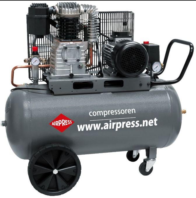 Sprężarka tłokowa Airpress HL 425-90 PRO 230V