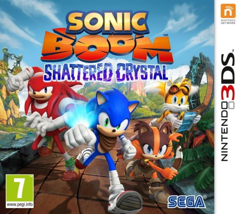 Gra Sonic Boom (3DS)
