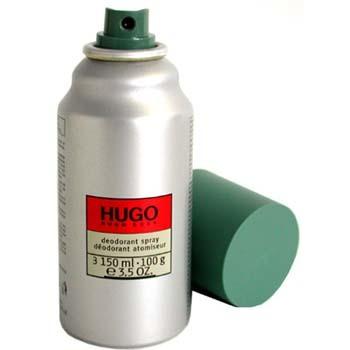 Hugo Boss (zielony) dezodorant w sprayu - 150ml Do każdego zamówienia upominek gratis.