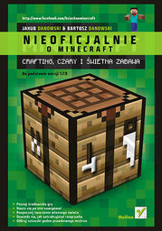 Minecraft. Crafting, czary i świetna zabawa - dostawa GRATIS!.