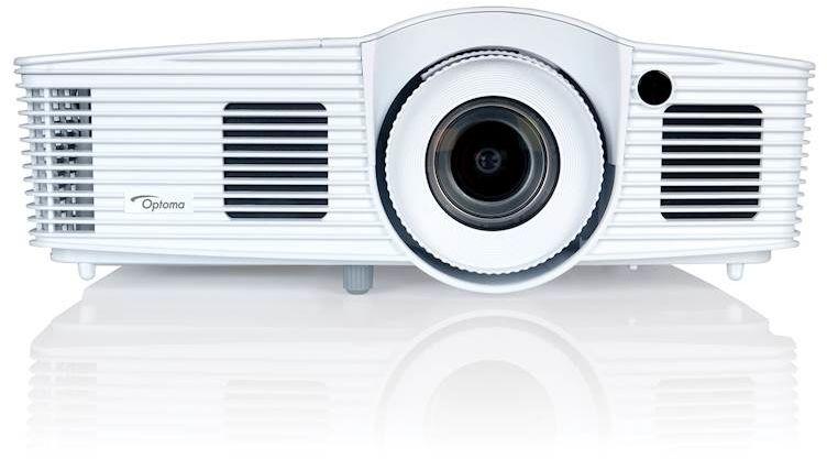 Projektor Optoma EH416e - DARMOWA DOSTWA PROJEKTORA! Projektory, ekrany, tablice interaktywne - Profesjonalne doradztwo - Kontakt: 71 784 97 60