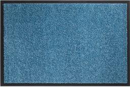 Twister wycieraczka wewnętrzna poliamid turkusowa 60 x 80 cm