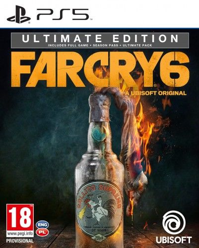 Far Cry 6 Ultimate Edition PS 5
