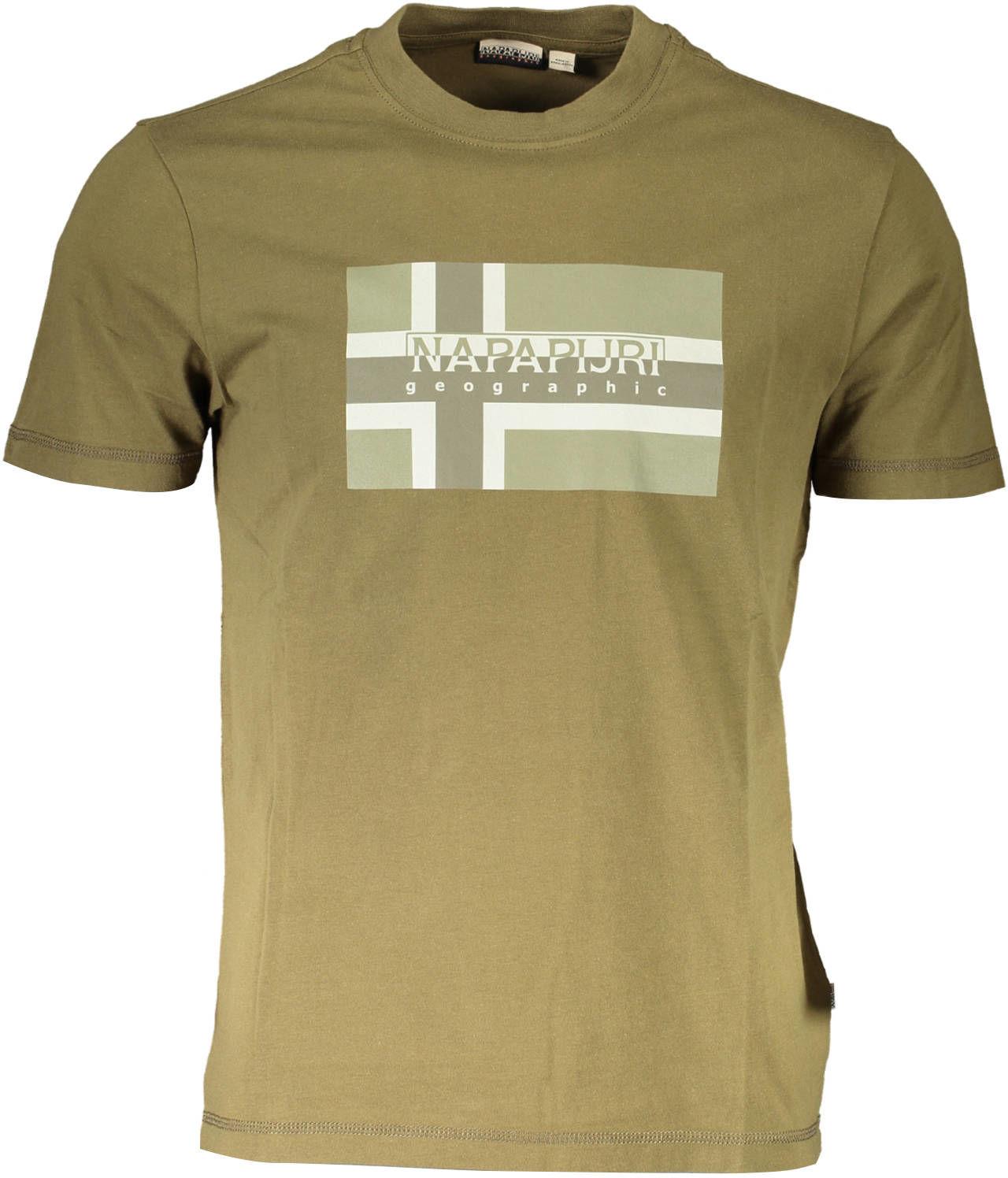 Koszulka NAPAPIJRI Krótkie rękawy Męskie