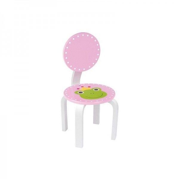 Krzesełko z Oparciem Żaba