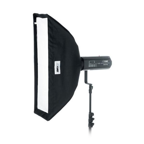 Softbox prostokątny Fomei stripbox 40x120cm FY7547
