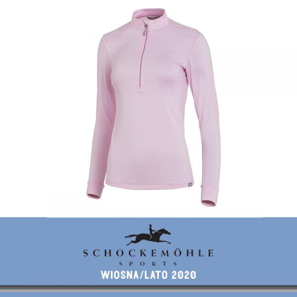 Bluza PAGE SS20 - Schockemohle - dusty rose