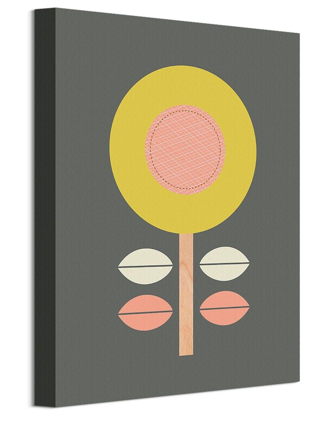 Słonecznik - obraz na płótnie