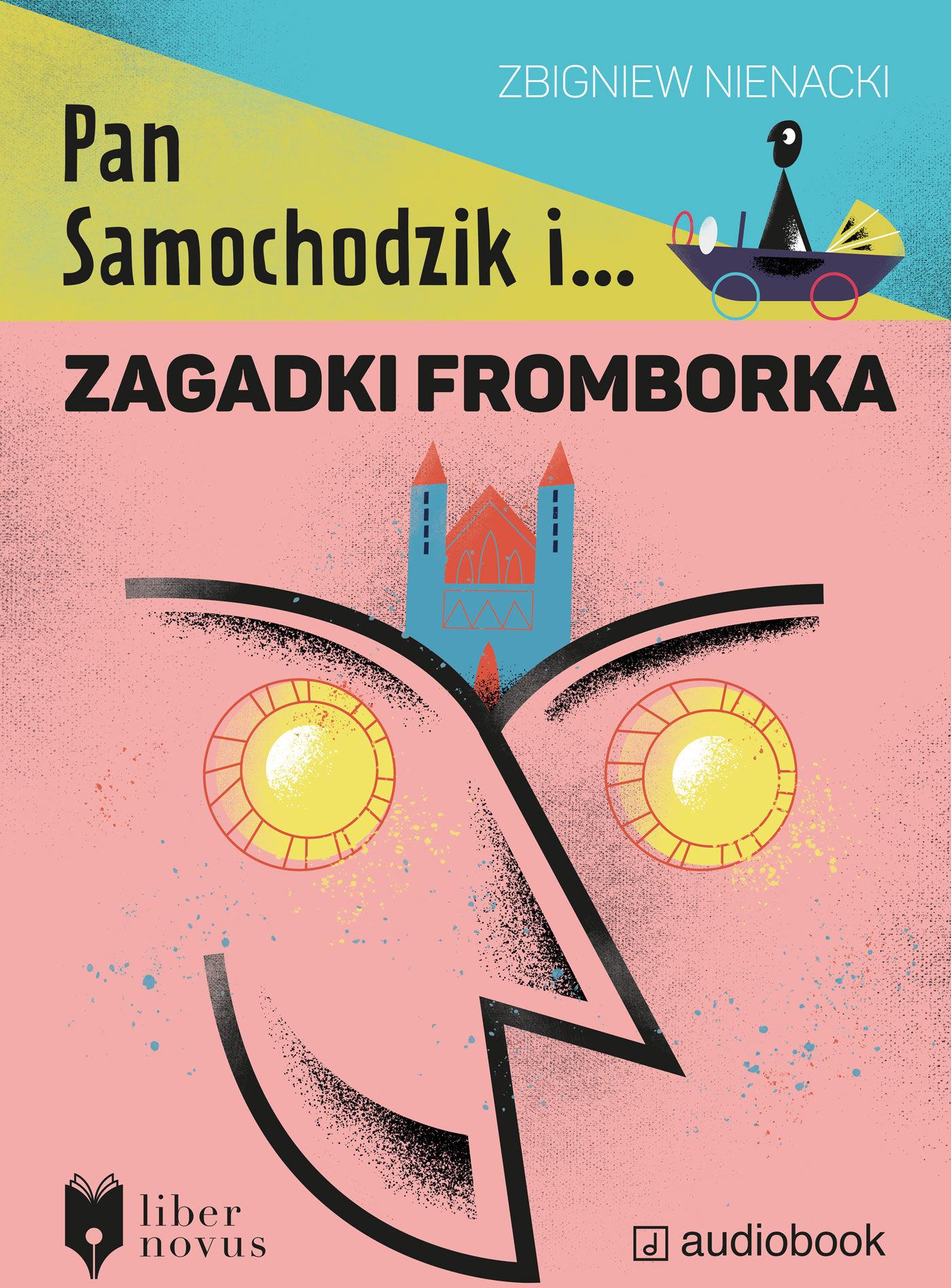 Pan Samochodzik i zagadki Fromborka - Zbigniew Nienacki - audiobook