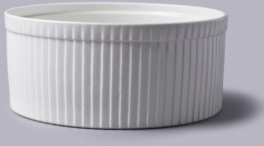 Naczynie do sufletu 22 cm