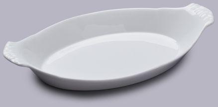Duże tradycyjne naczynie żaroodporne 28 cm