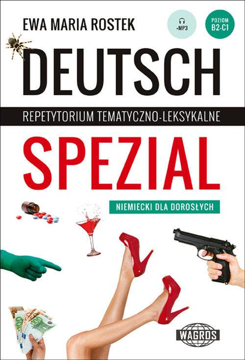 Deutsch Spezial Repetytorium tematyczno-leksykalne. Niemiecki dla dorosłych ZAKŁADKA DO KSIĄŻEK GRATIS DO KAŻDEGO ZAMÓWIENIA
