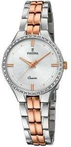 Zegarek Festina F20219-2 Mademoiselle - CENA DO NEGOCJACJI - DOSTAWA DHL GRATIS, KUPUJ BEZ RYZYKA - 100 dni na zwrot, możliwość wygrawerowania dowolnego tekstu.