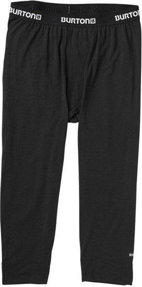 spodnie BURTON - Mdwt Shant True Black (002)