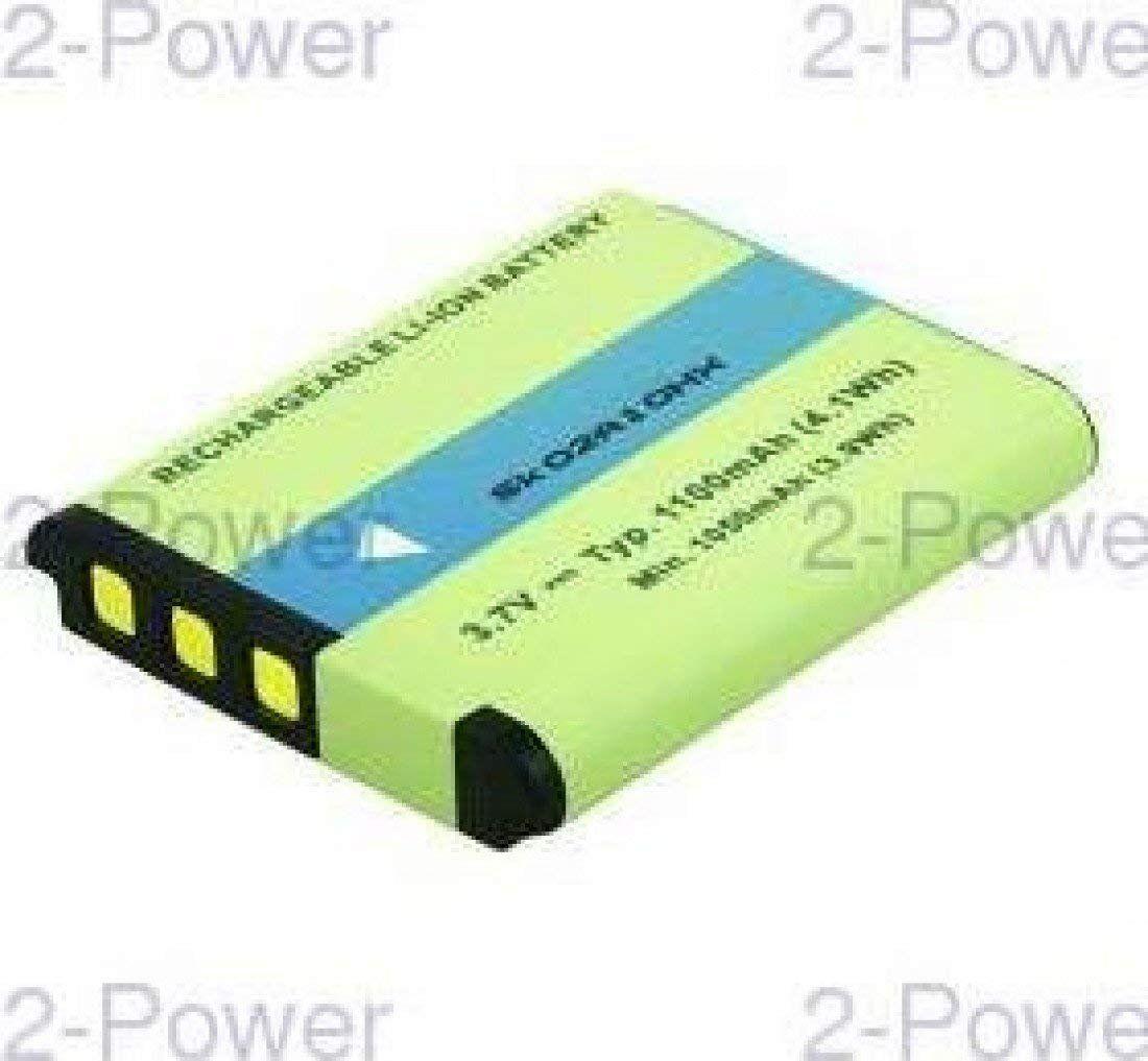 2-Power 1100 mAh Li-Ion (3,7 V) Camcorder zastępuje akumulator do BN-VG212