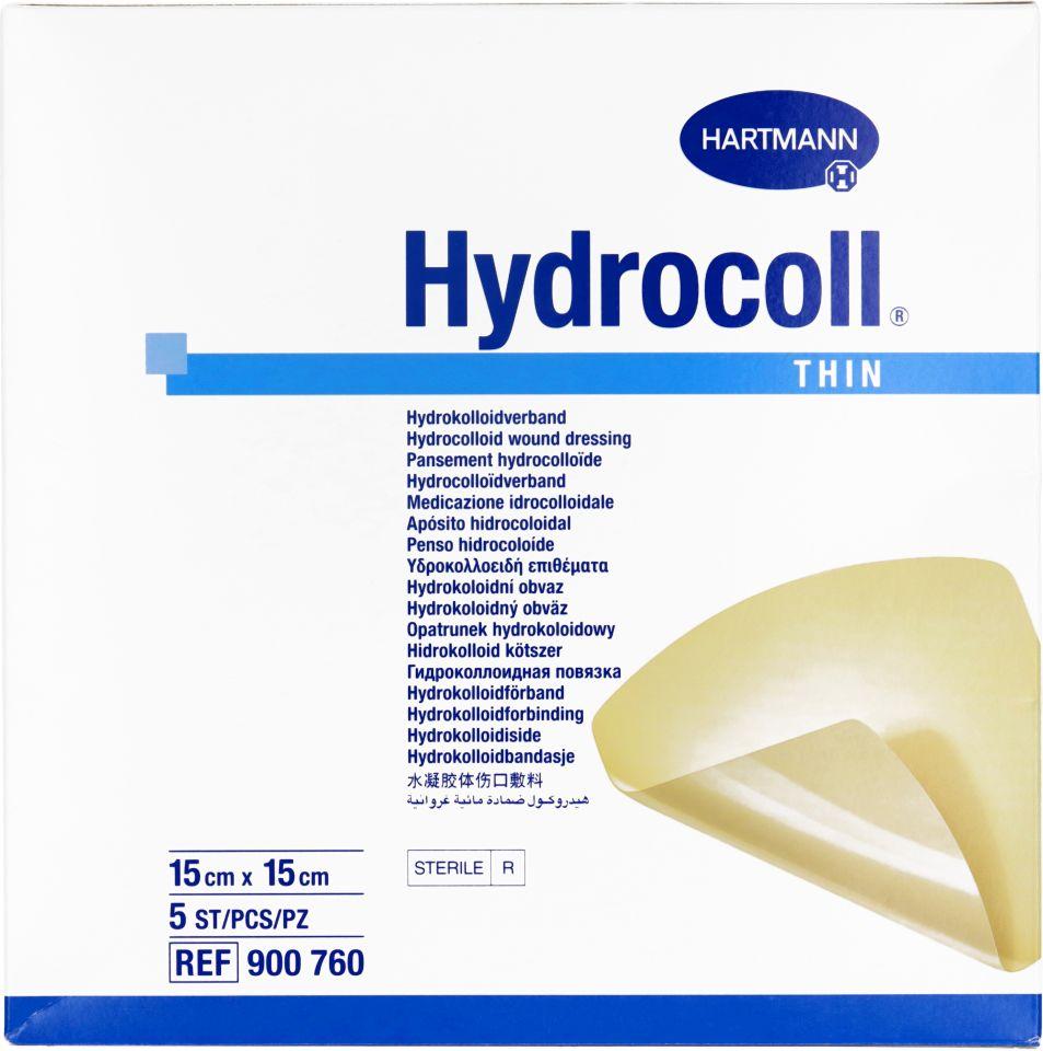 Hydrocoll Thin – opatrunek na odleżyny