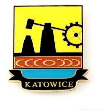 Herb Katowice - magnes