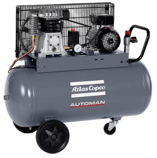 Sprężarka tłokowa Atlas Copco Automan AC 21 E 27 230 V