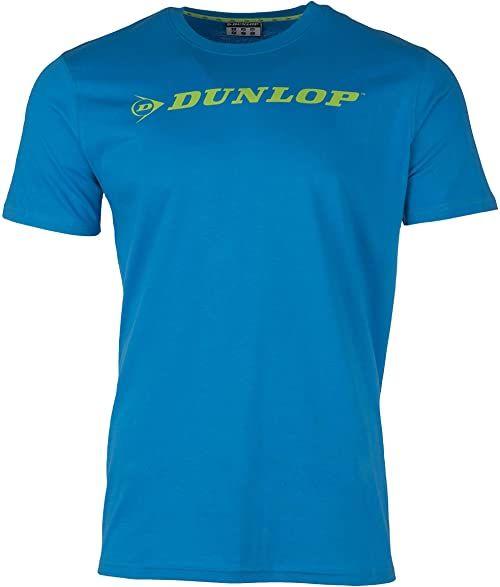 Dunlop Kids'' 71446-140 Essentials koszulka załoga, jasny niebieski, rozmiar 140