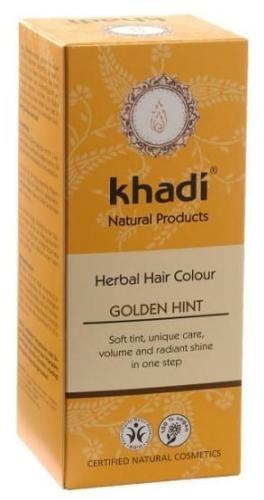 Henna ZŁOTY BLOND Khadi