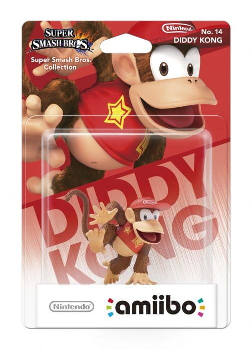 Figurka Amiibo Smash Diddy Kong