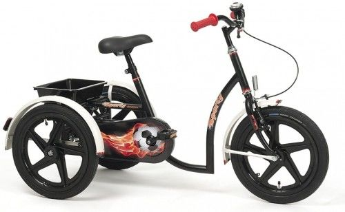 Rower inwalidzki dziecięcy SPORTY