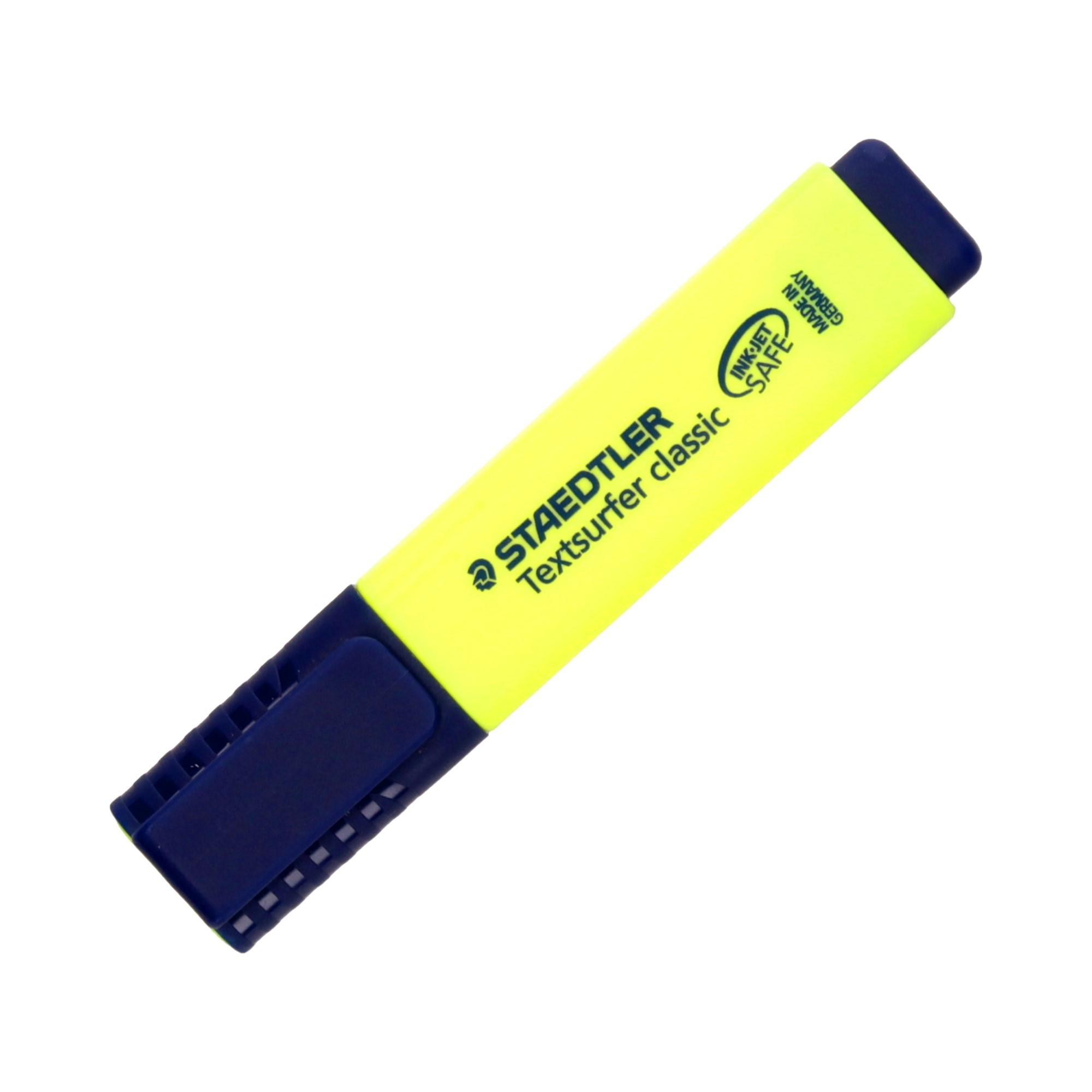 Zakreślacz żółty Textsurfer Classic Staedtler