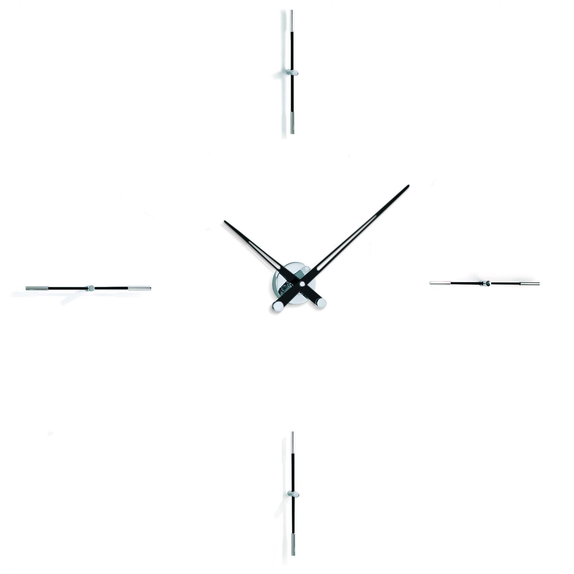 Zegar ścienny Merlin i 4sh Nomon różne kolory