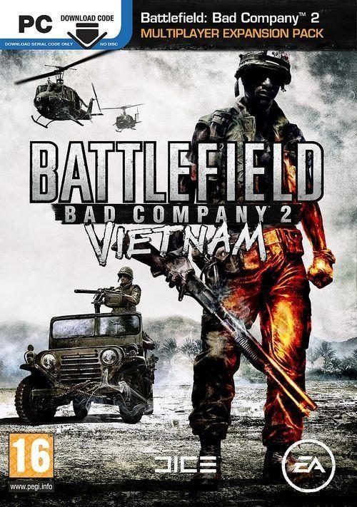 Battlefield: Bad Company 2 - Vietnam (PC) klucz Origin