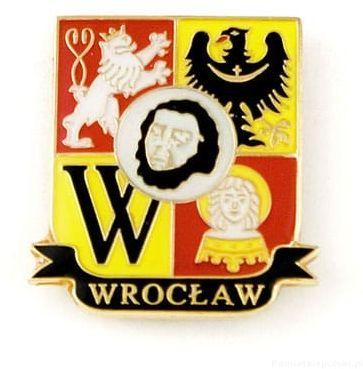 Herb Wrocław - magnes