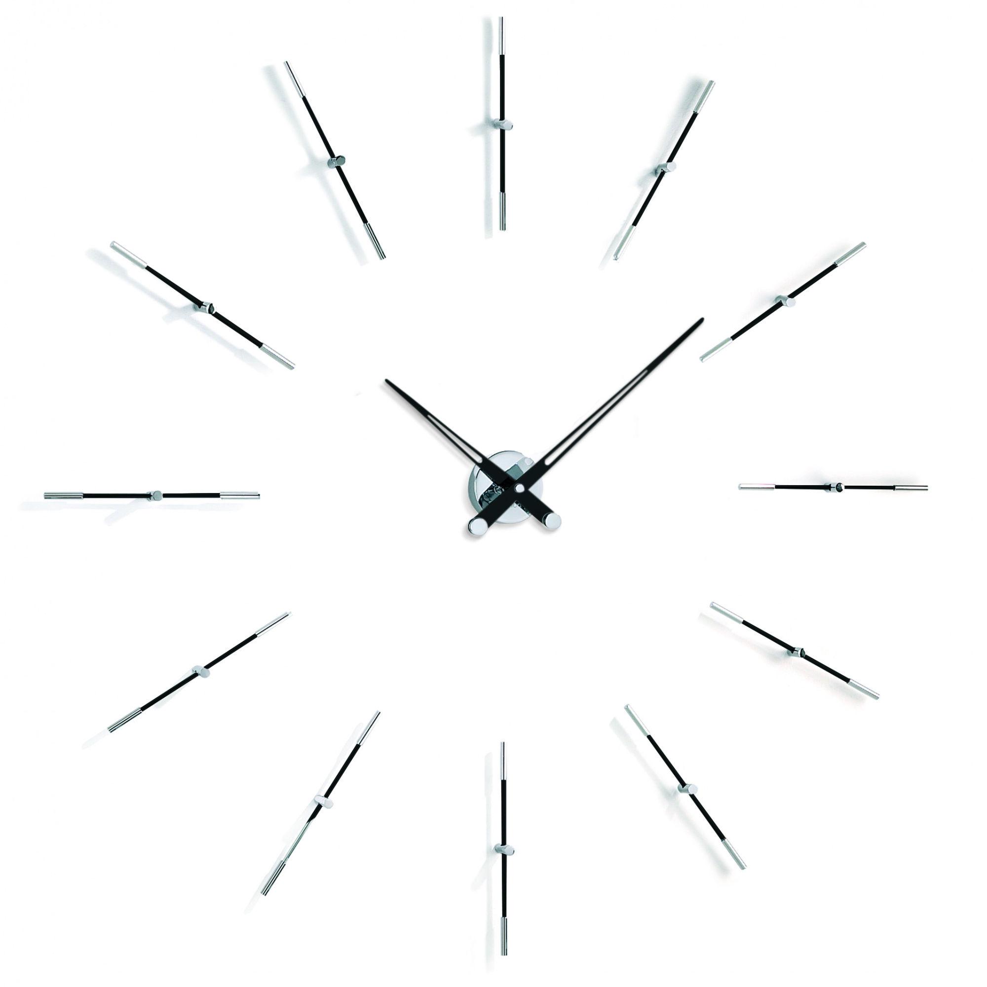Zegar ścienny Merlin i 12sh Nomon różne kolory
