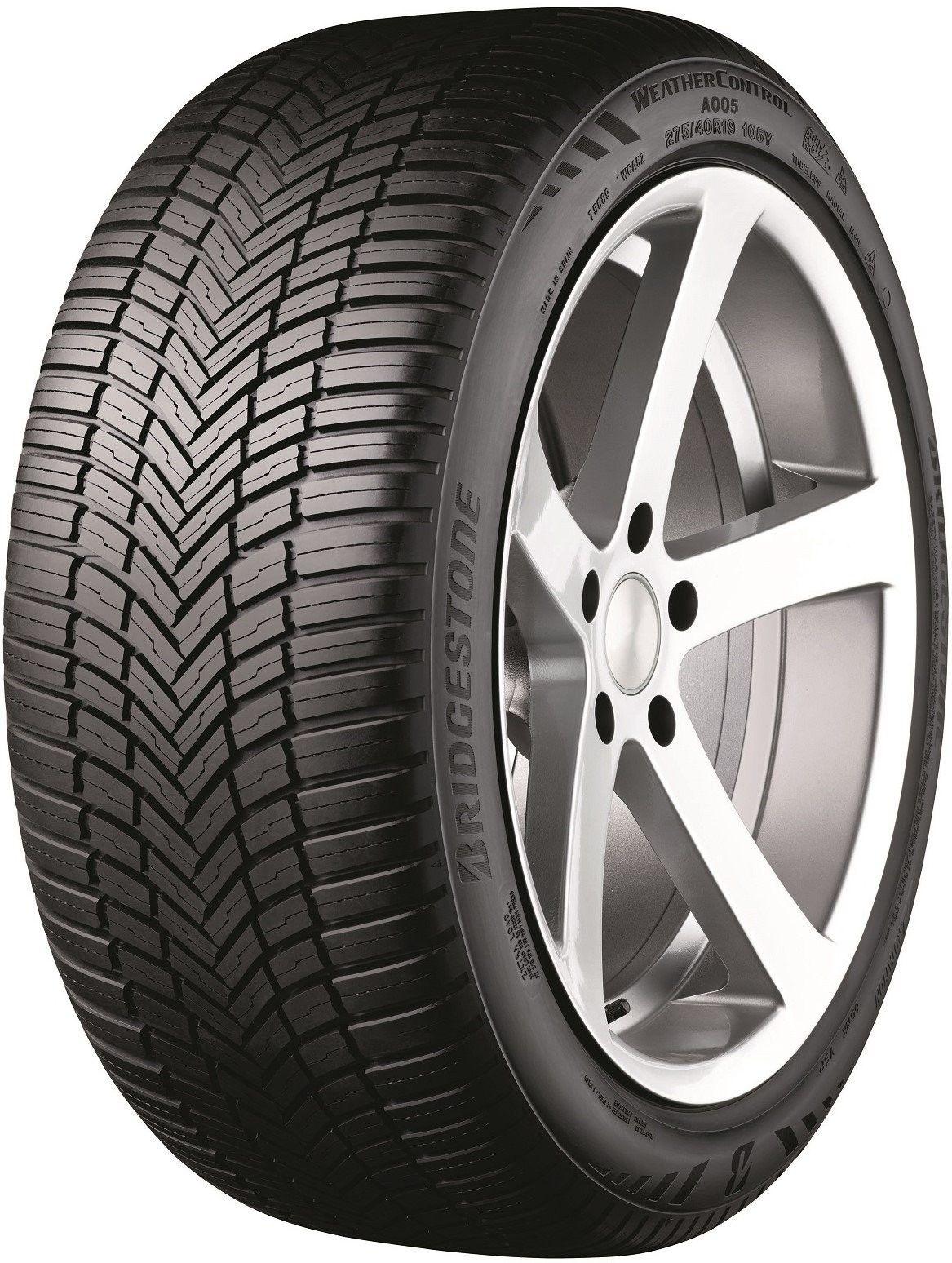 Bridgestone A005 WEATHER CONTROL 215/50 R17 95 W