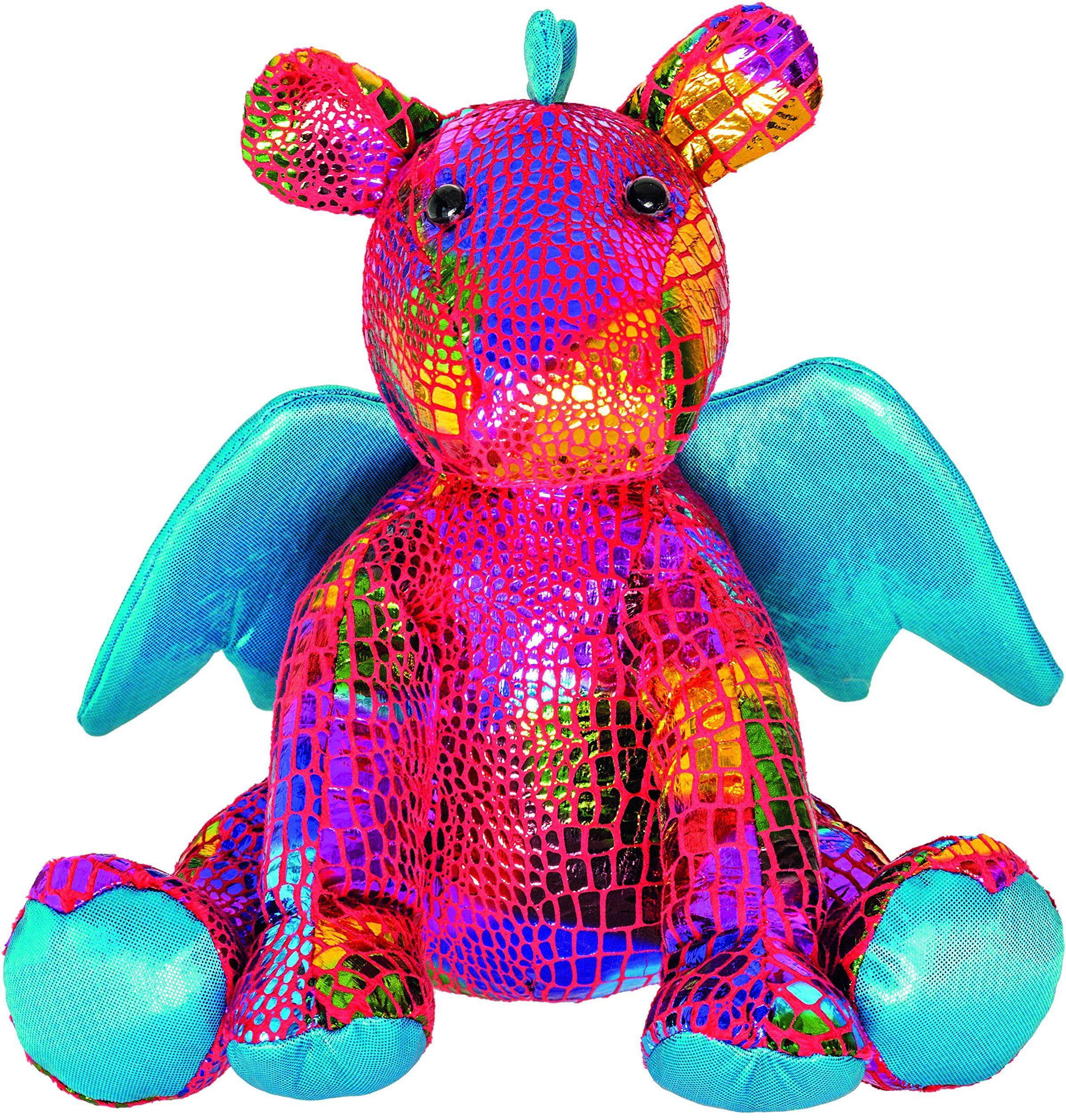 Gifts 14406 Scorcher mozaika błyszczący smok 23 cm