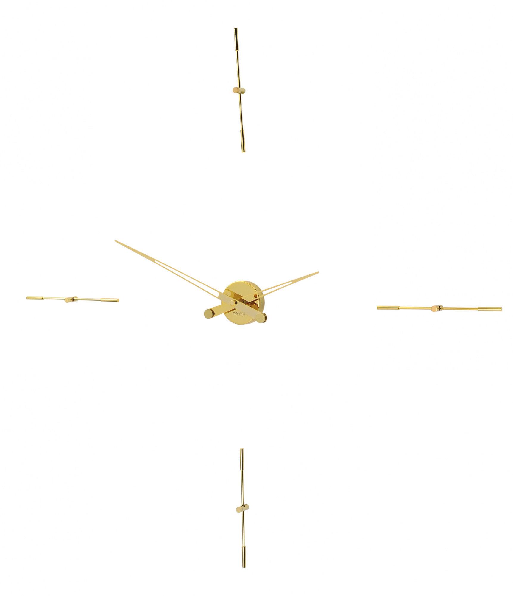 Zegar ścienny Merlin G 4sh Nomon