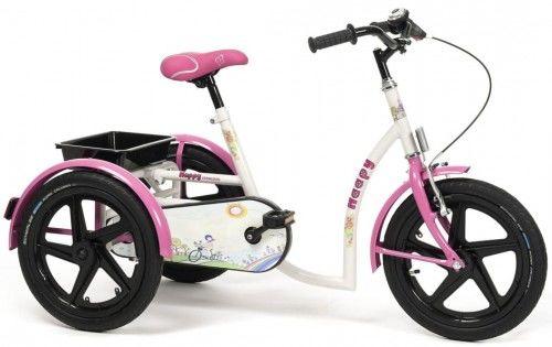 Rower inwalidzki dziecięcy HAPPY