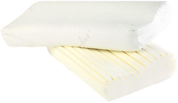 Poduszka MEMORY PLUS SEMBELLA termoelastyczna, Rozmiar: 65x35 Darmowa dostawa, Wiele produktów dostępnych od ręki!