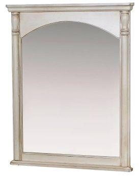 Lustro wiszące 80x6x99cm,w stylu prowansalskim LIMENA