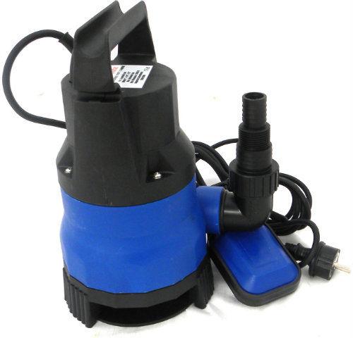 Pompa do wody brudnej i czystej z pływakiem 1600W